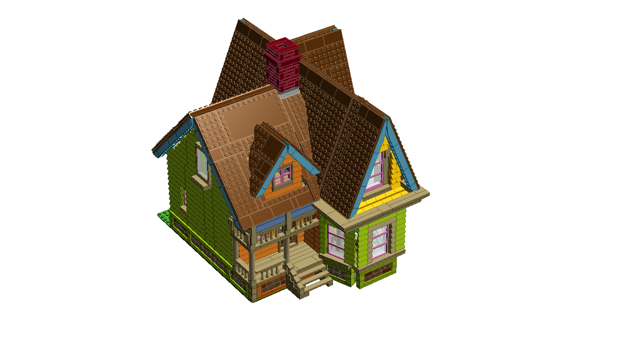 Up house png. Lego ideas product