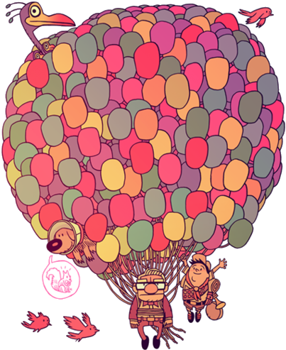 Up movie png. By mfsyrcm on deviantart