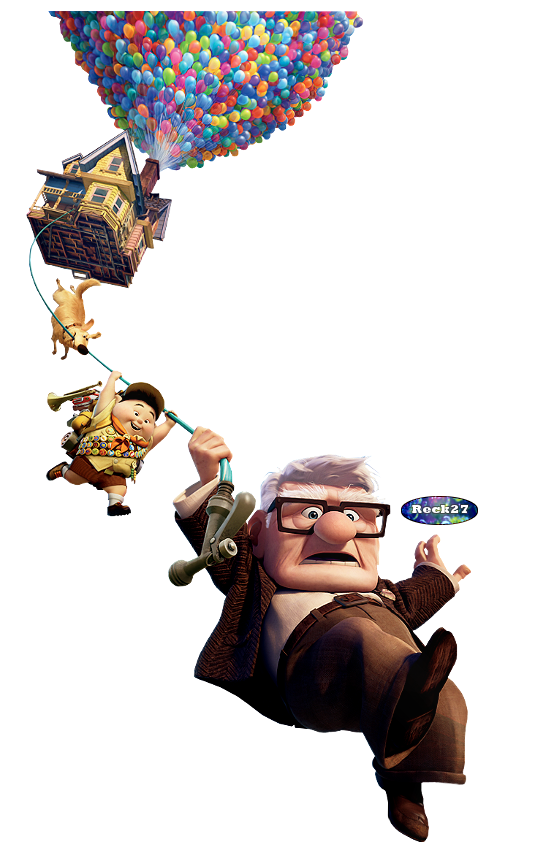 Up movie png. Clipart for u