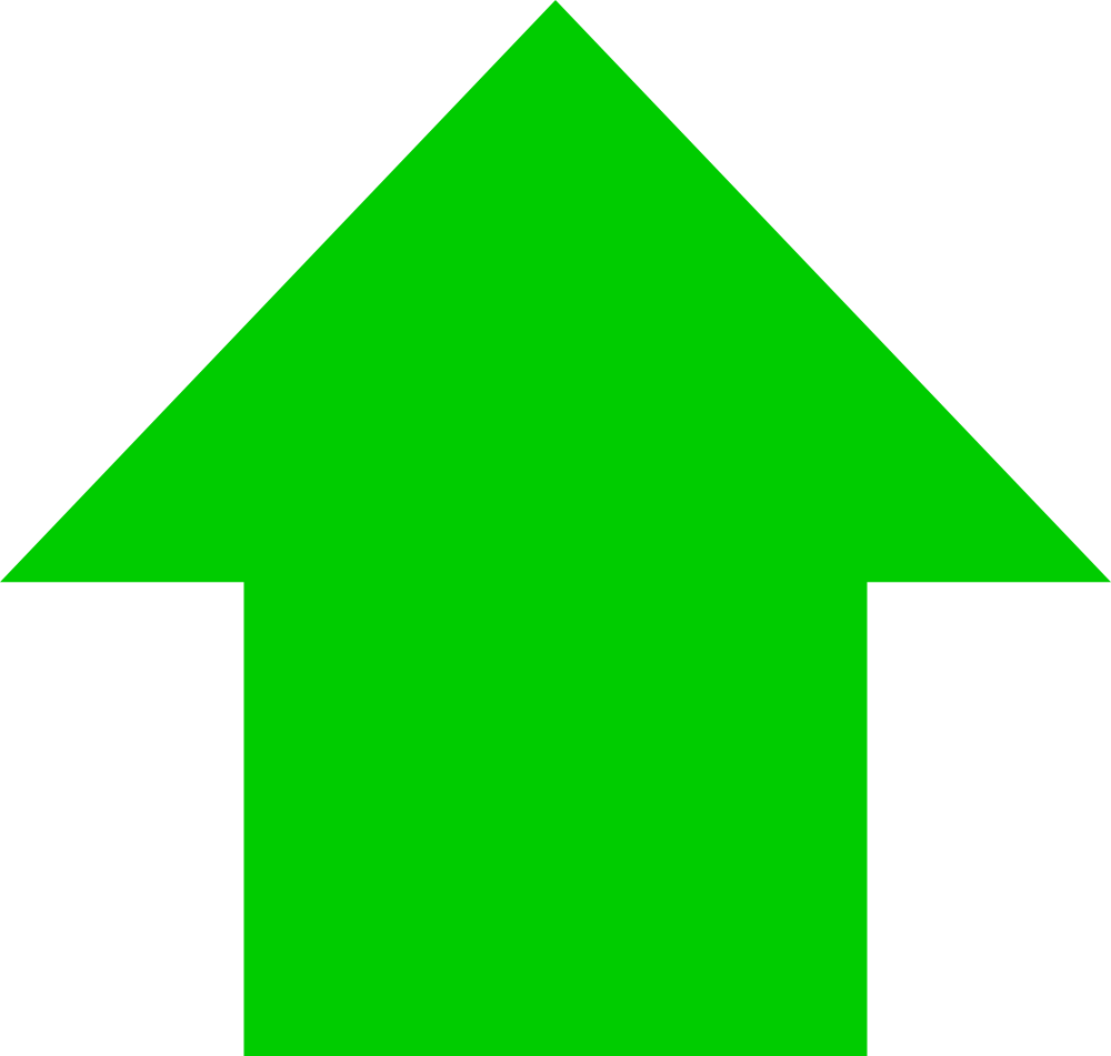 Up vector upward arrow. Free icon download other