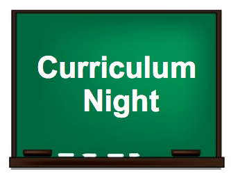 Upcoming events clipart curriculum night. September conley elementary school
