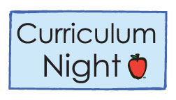 upcoming events clipart curriculum night