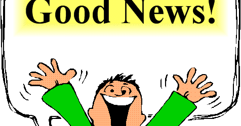 Update clipart great news. Ponteland high on twitter