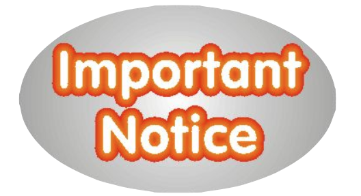 Update clipart important update. Movieweb