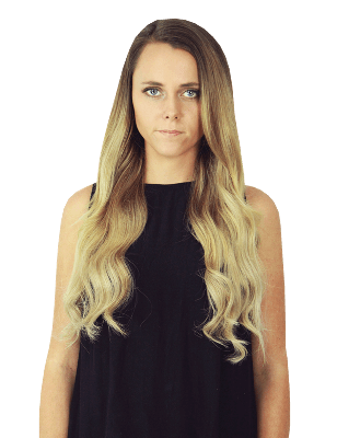 Extension clip short. In hair extensions best