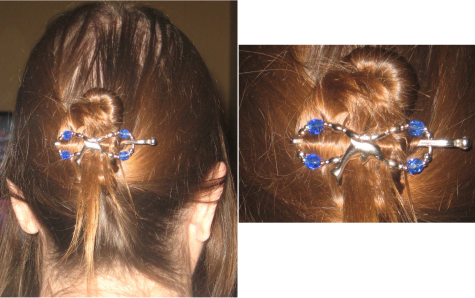Clip up hair. Jewelry lillarose flexi review