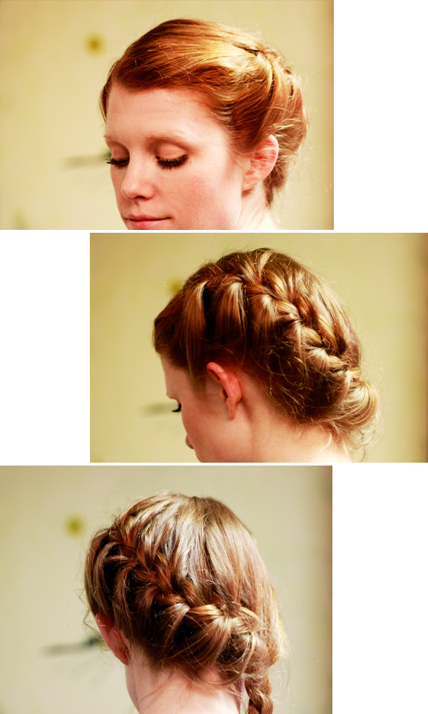 Updo clip gorgeous hair. Learn how to create