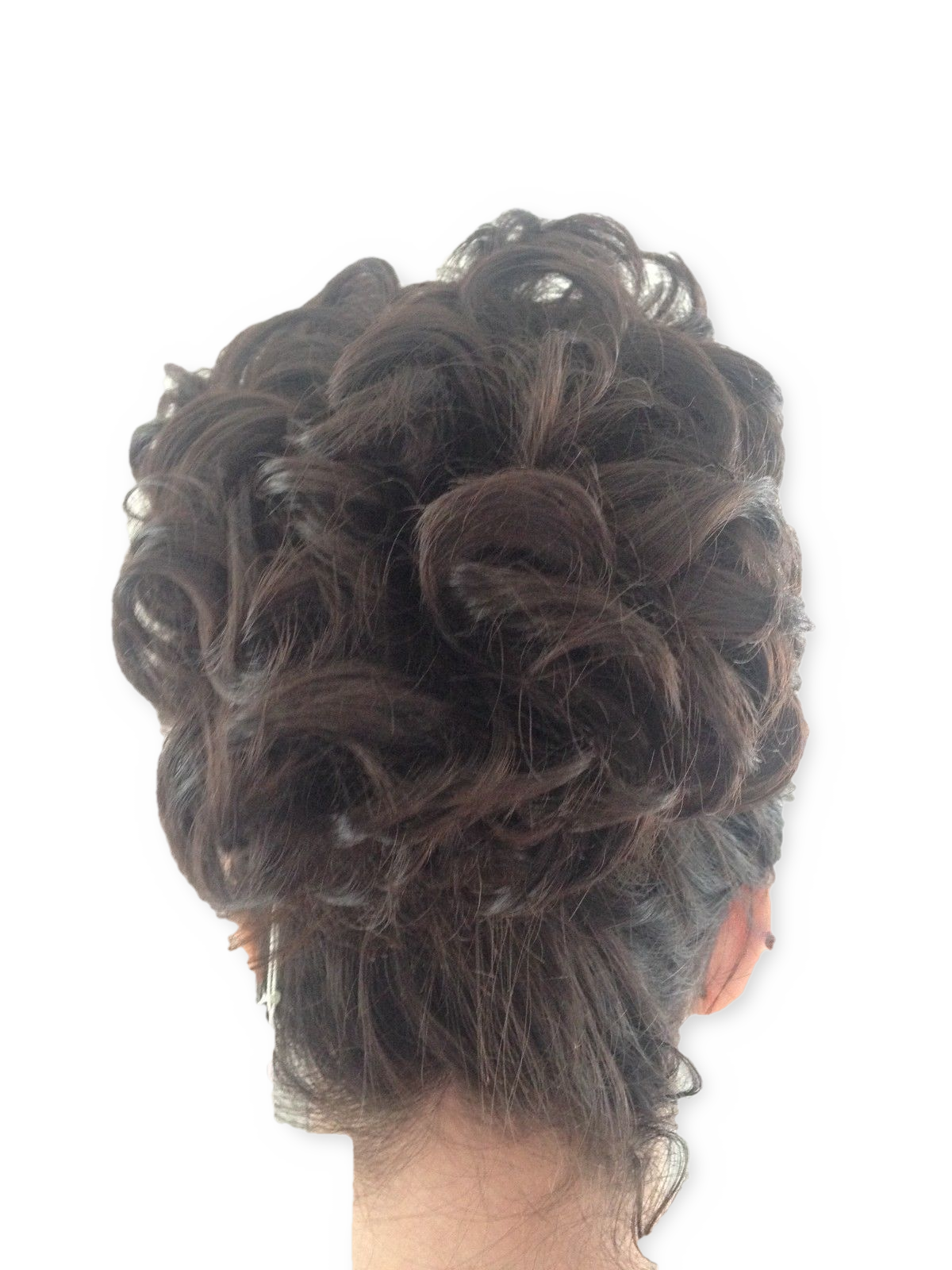 Updo clip high. Wiiwomens curly claw in