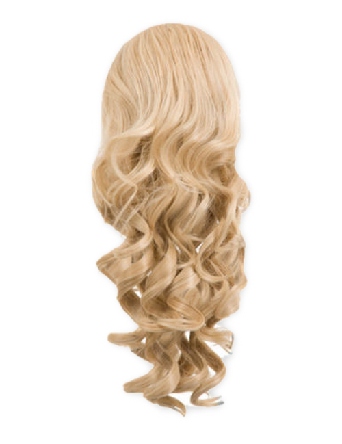 Koko blossom in drawstring. Updo clip business clipart library stock