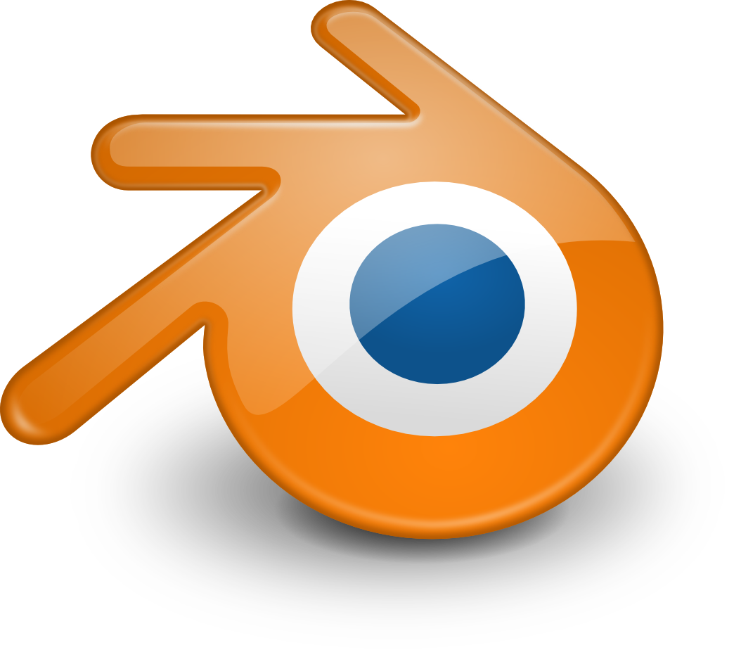 Blender svg logo