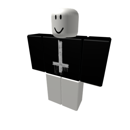 Upside down cross png. Roblox