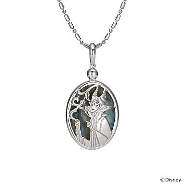 Ursula necklace png. Maleficent disney jewelry necklaces