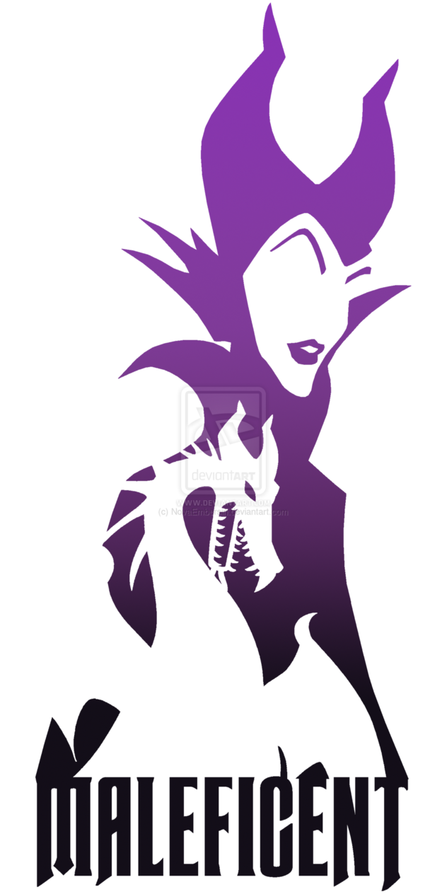 Ursula svg poor unfortunate souls. Maleficent silhouette by novaembersin