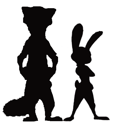 Sale zootopia silhouettes png. Ursula svg transparent banner free download