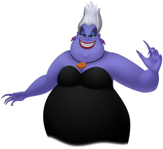 Ursula tentacles png. S renmant idea wiki