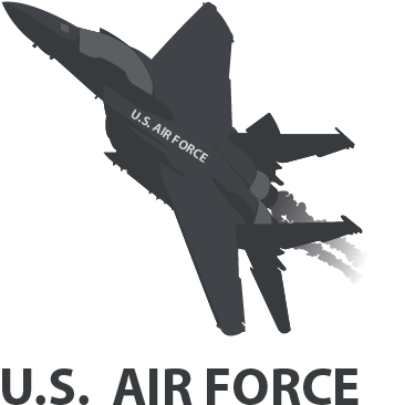 Us air force png. Download image with no