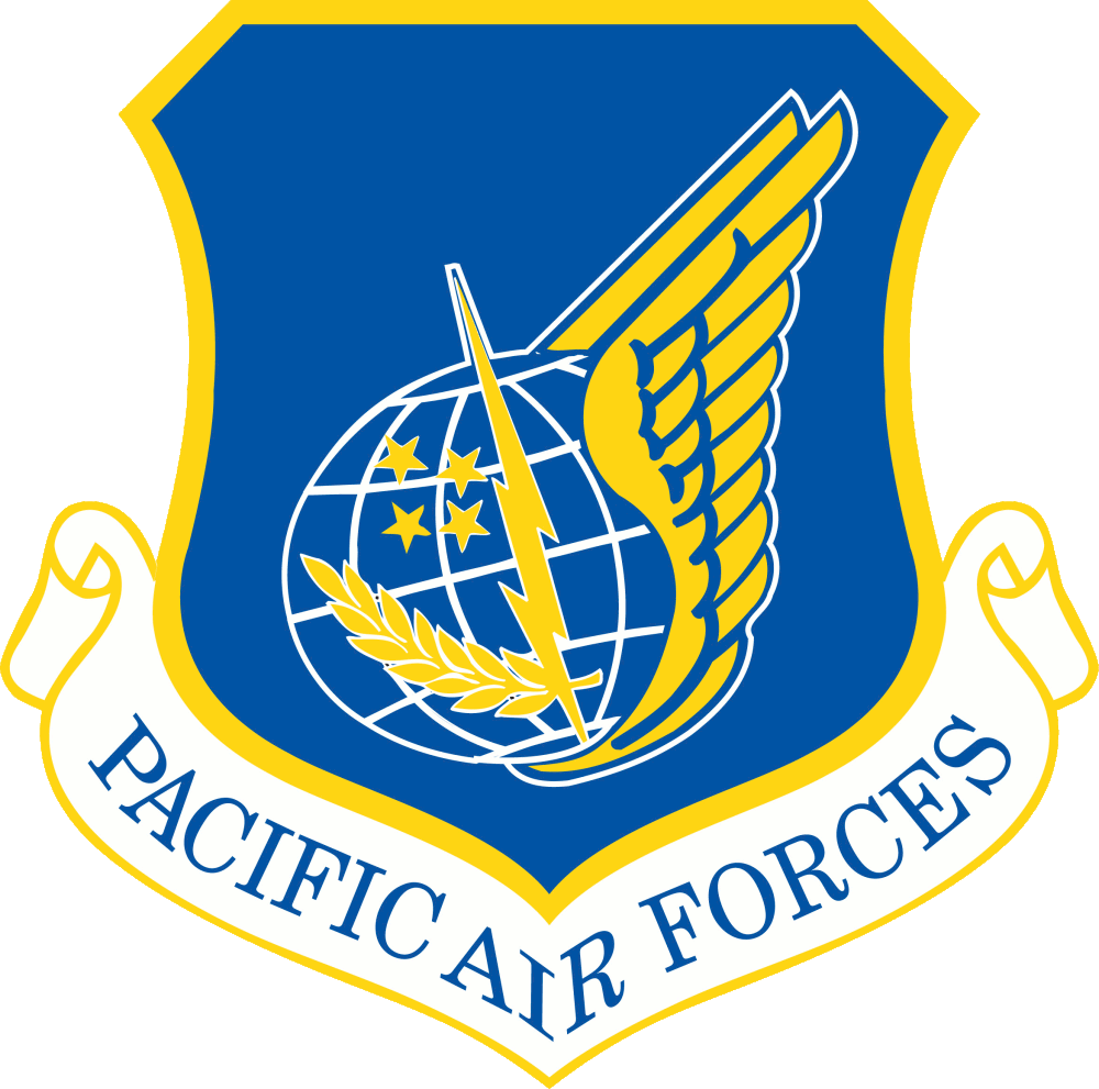Us air force png. Pacific forces wikipedia