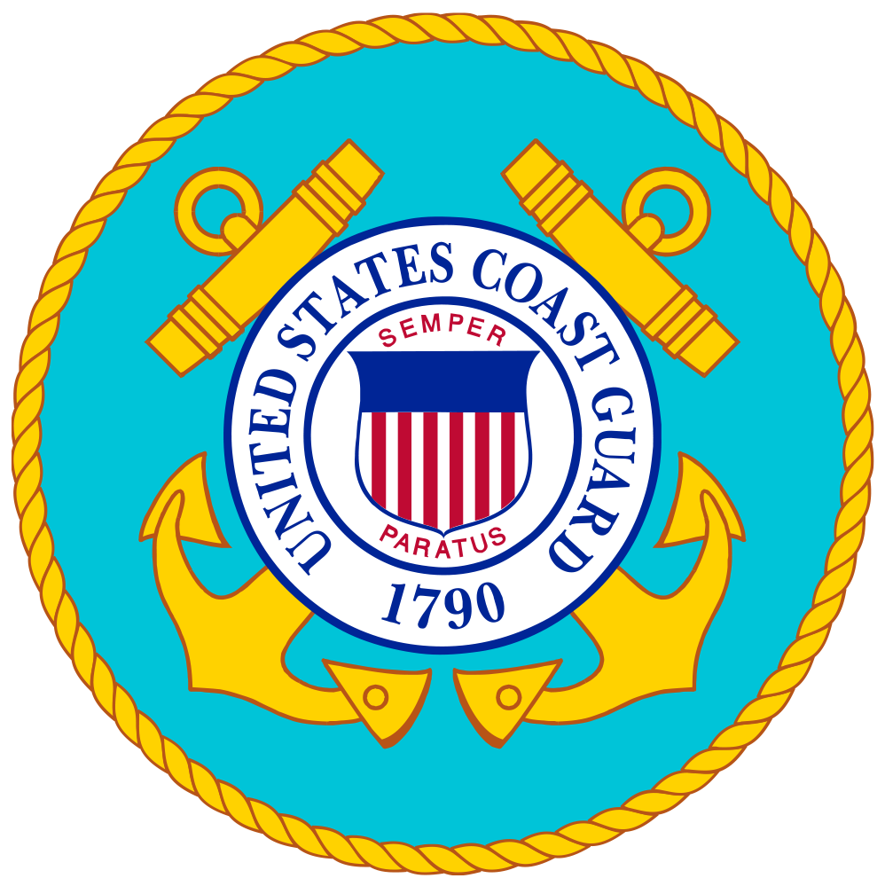 Us air force seal png. Military service seals coast