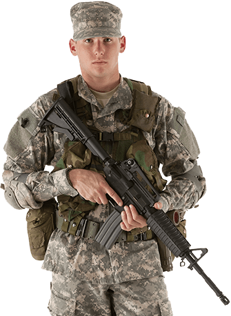 American soldier png. Us transparent stickpng