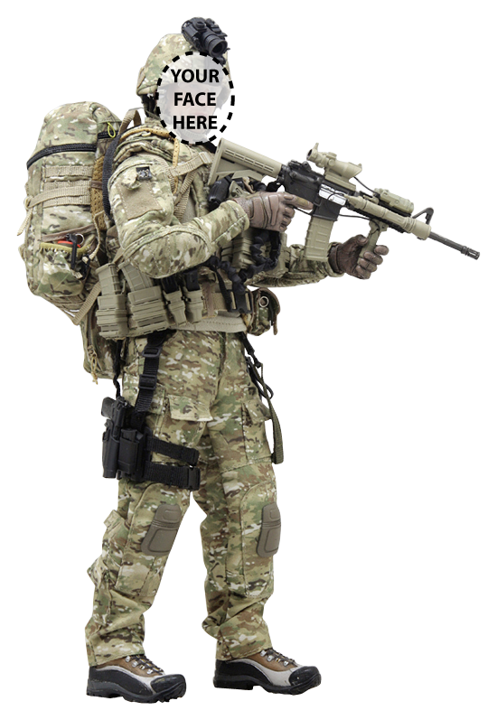us army soldier png