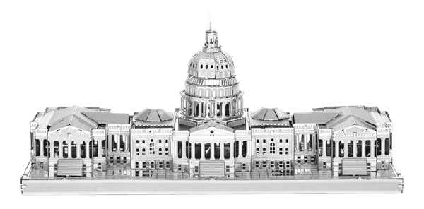 Us capitol building png. Metal earth diy d