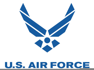 Us clipart logo. Air force free images