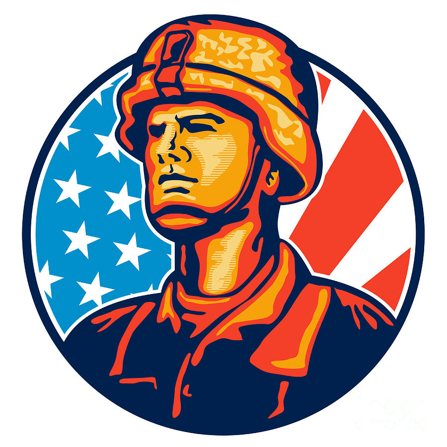Us clipart soldier soldier. At getdrawings com free