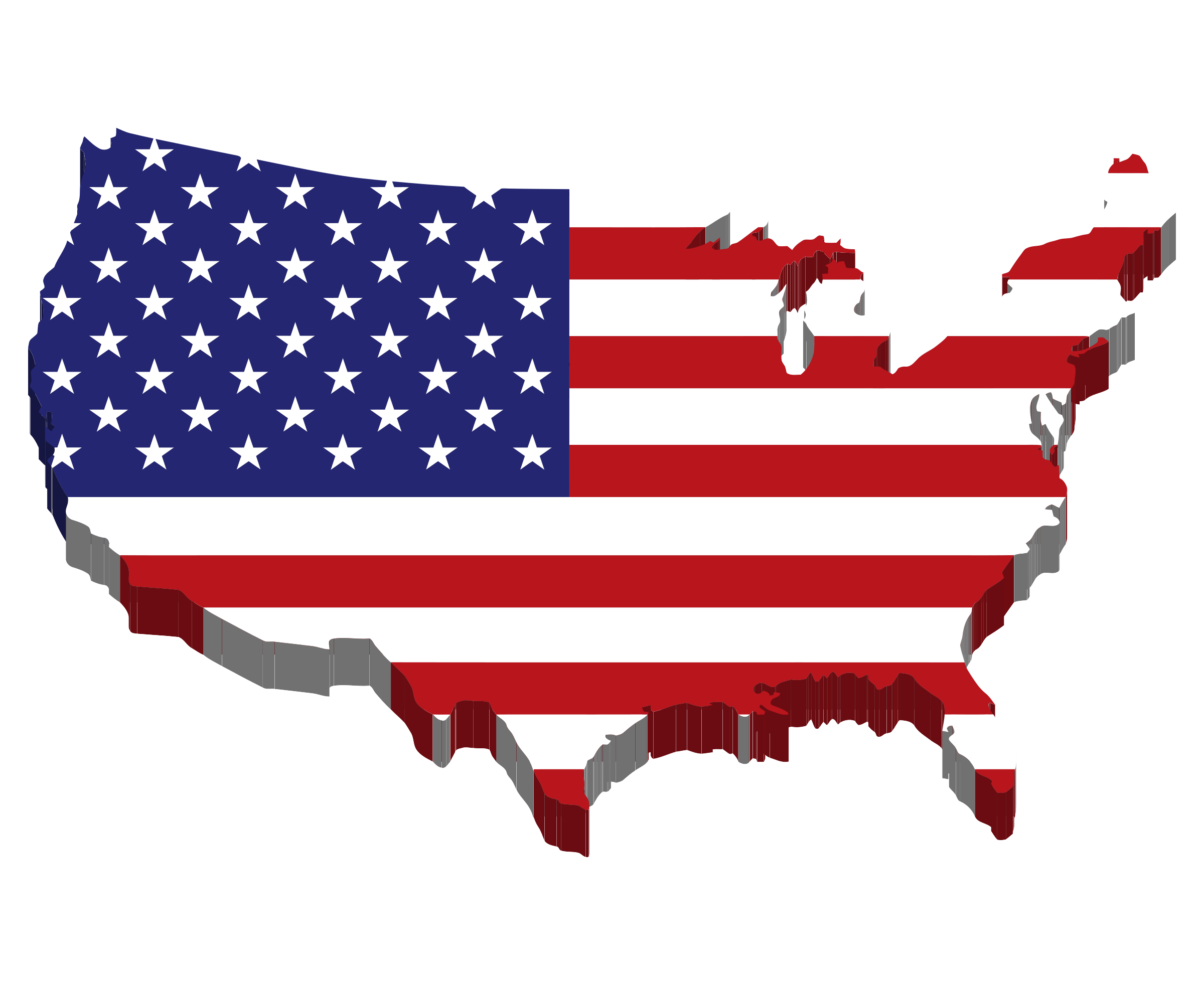 Us clipart transparent. United states of america