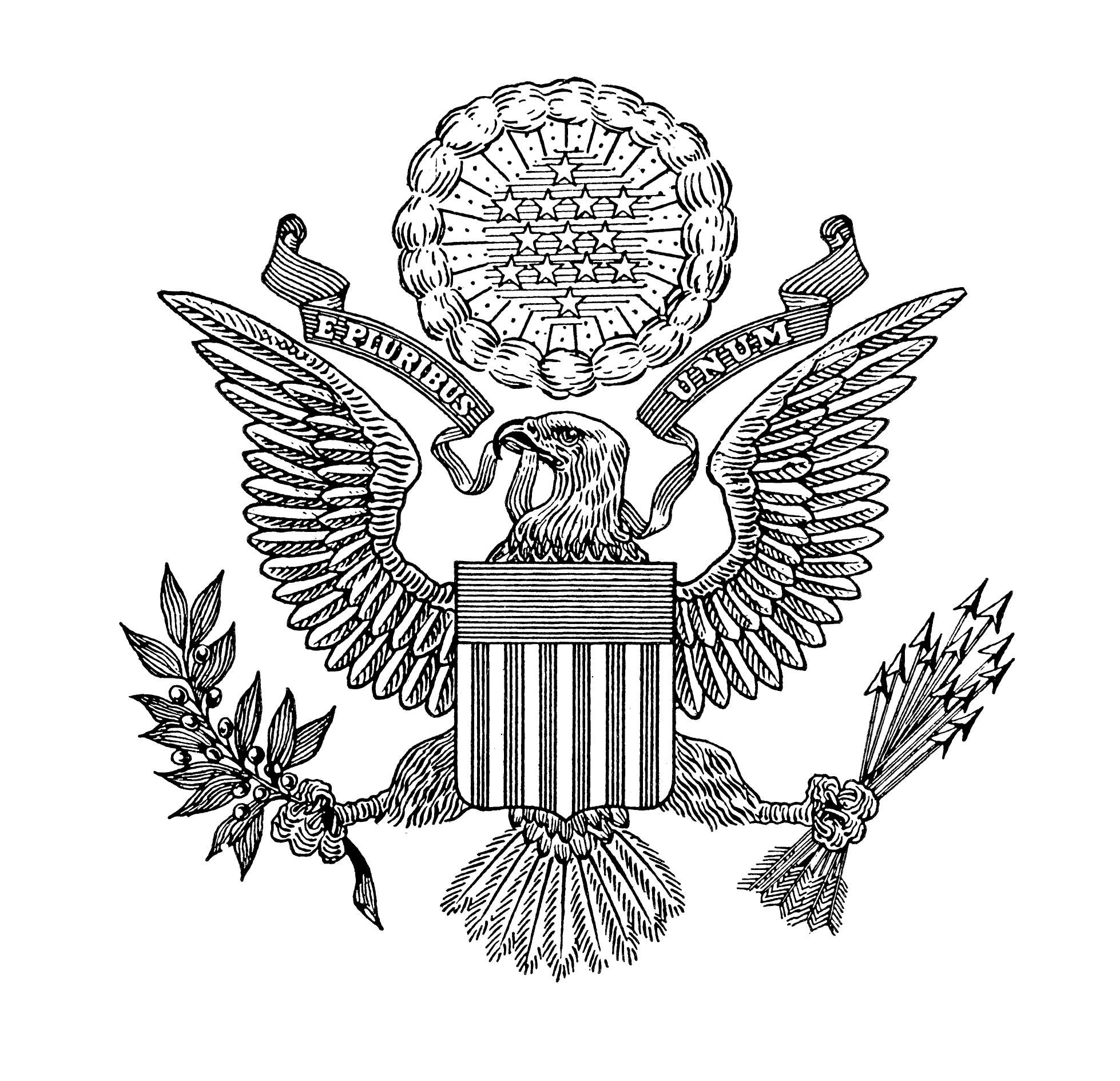the great seal png