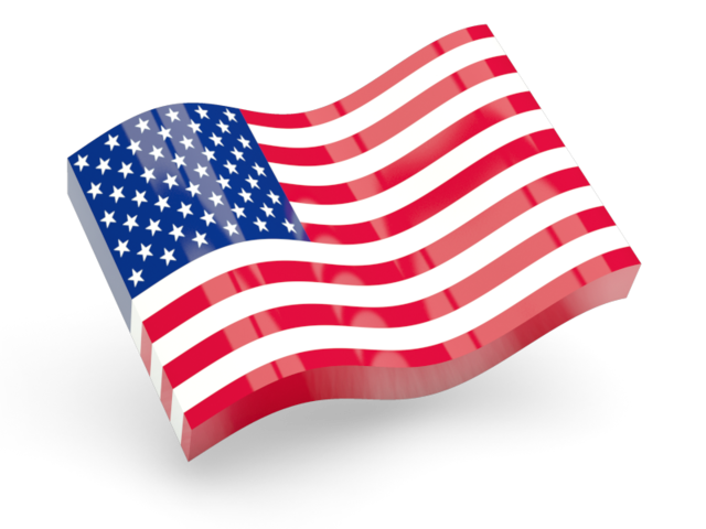 U.s. flag png. American us icons vector