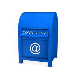 Us mailbox png. Contact icon d vol