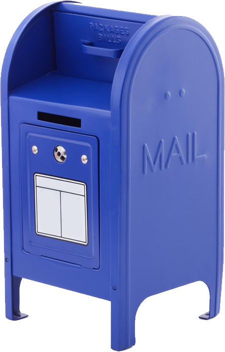 Us mailbox png. Simple responsive template contact