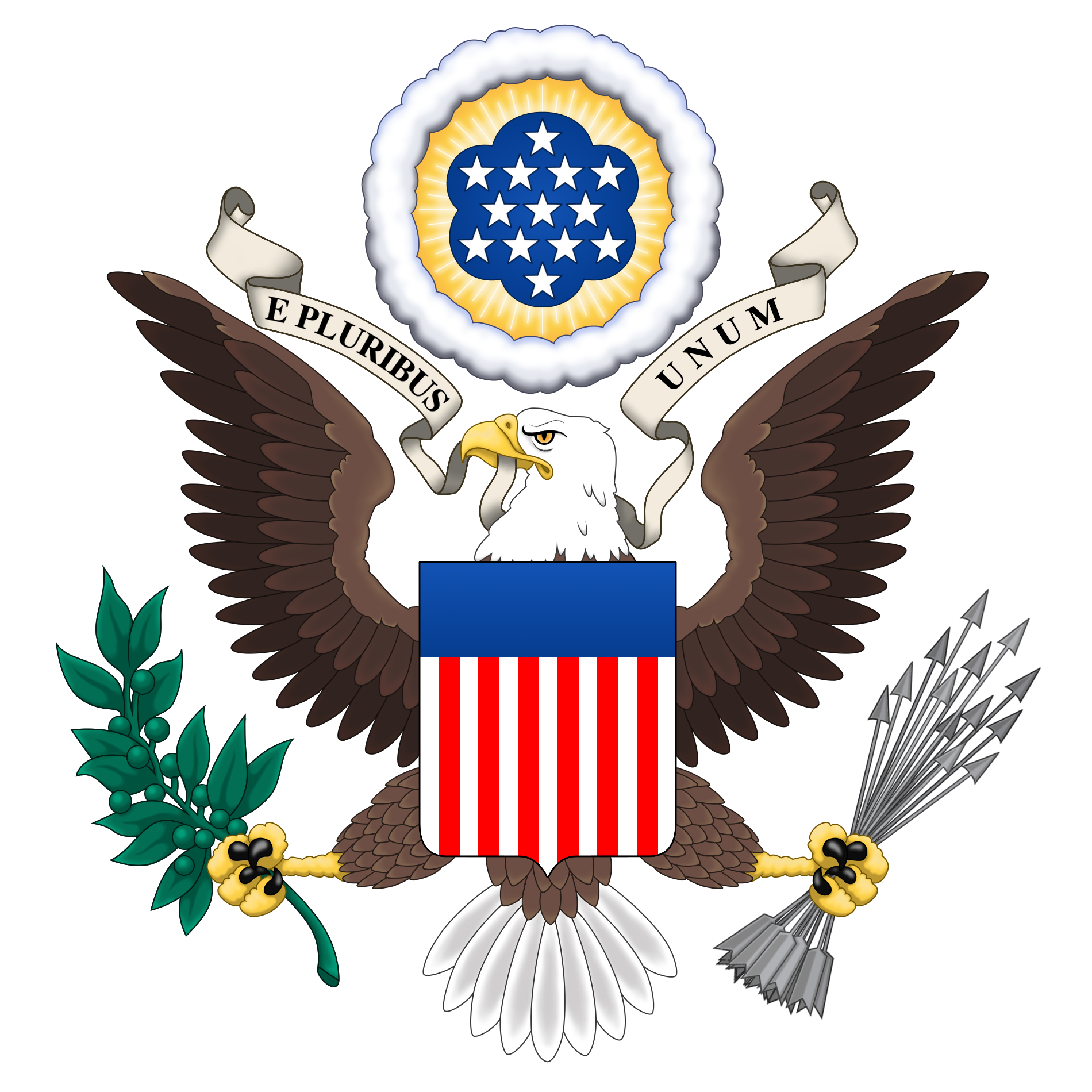 Us seal png. File coat of arms