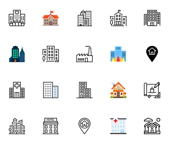Vector working architecture. Free icons flaticon