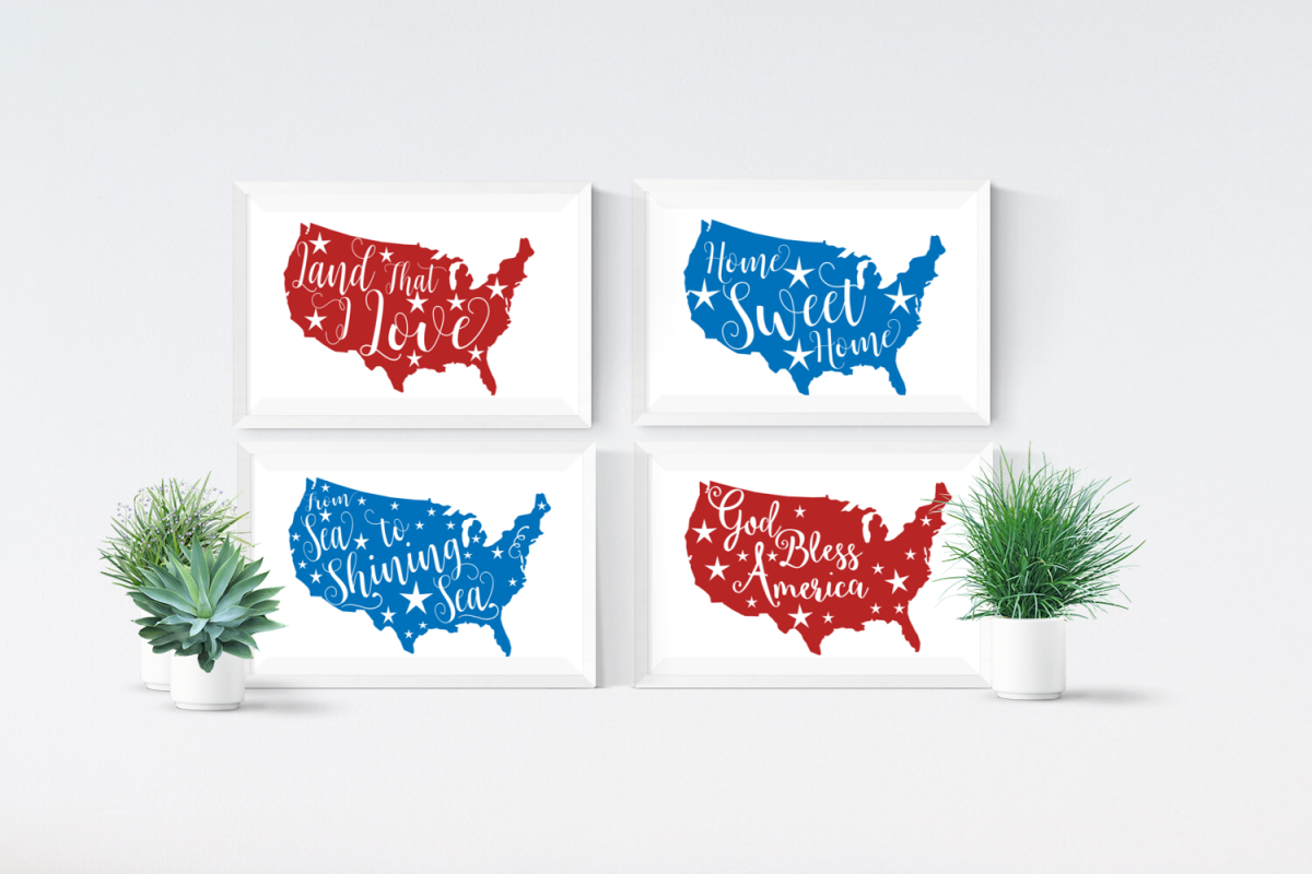 Usa clipart patriotic. Th of july