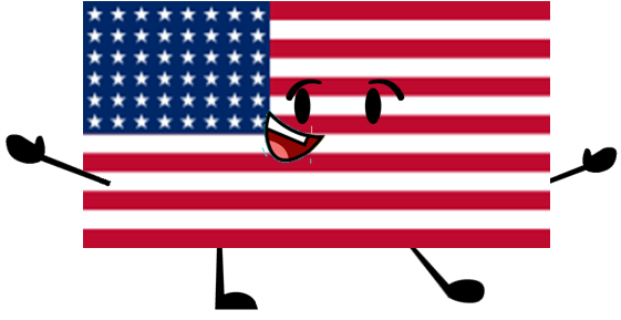 Usa flag transparent png. Image object shows community