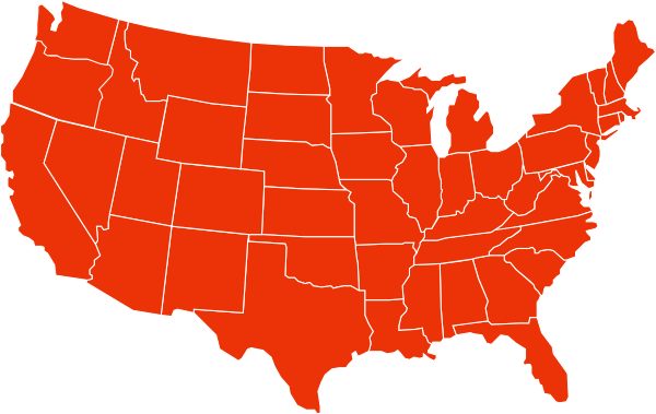 Map of usa png. Images free download