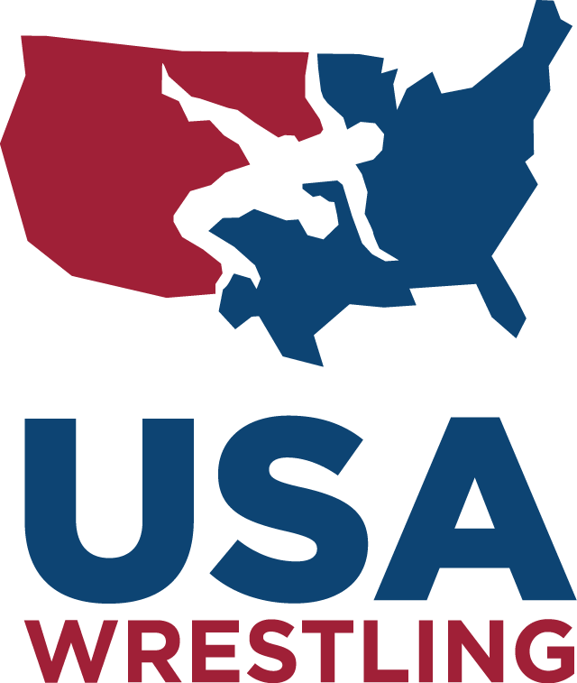 Usa wrestling membership welcome. Wrestlers vector kushti clip royalty free download