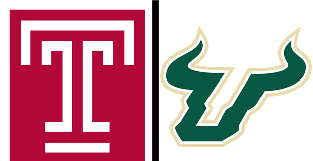 Usf logo png. Week preview temple no
