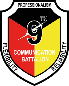 Usmc svg decal. Th communication battalion