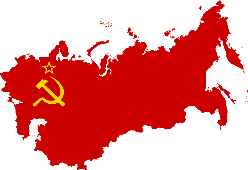 Ussr flag png. Image map of the