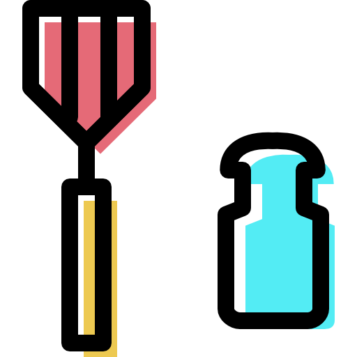 Utensils vector culinary. Spatula icons free download