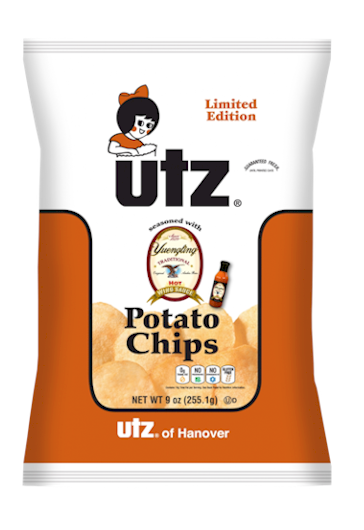 Utz chips png. All n food products