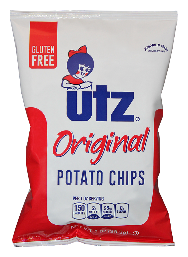 Utz chips png. Potato original store utzsnacks
