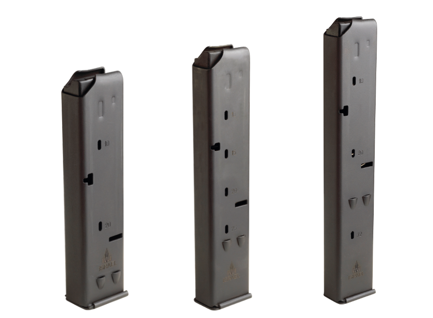 Vector magazines high capacity. Uzi pro iwi us