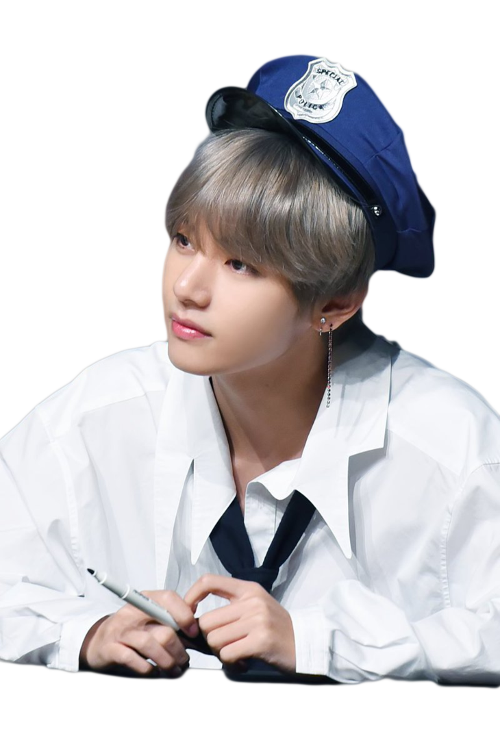 V bts by doolymin. Kim taehyung png transparent download