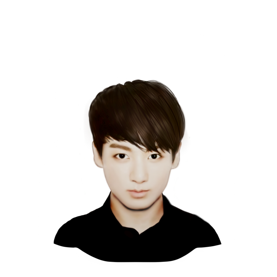 By allontop on deviantart. V drawing kookie picture library stock