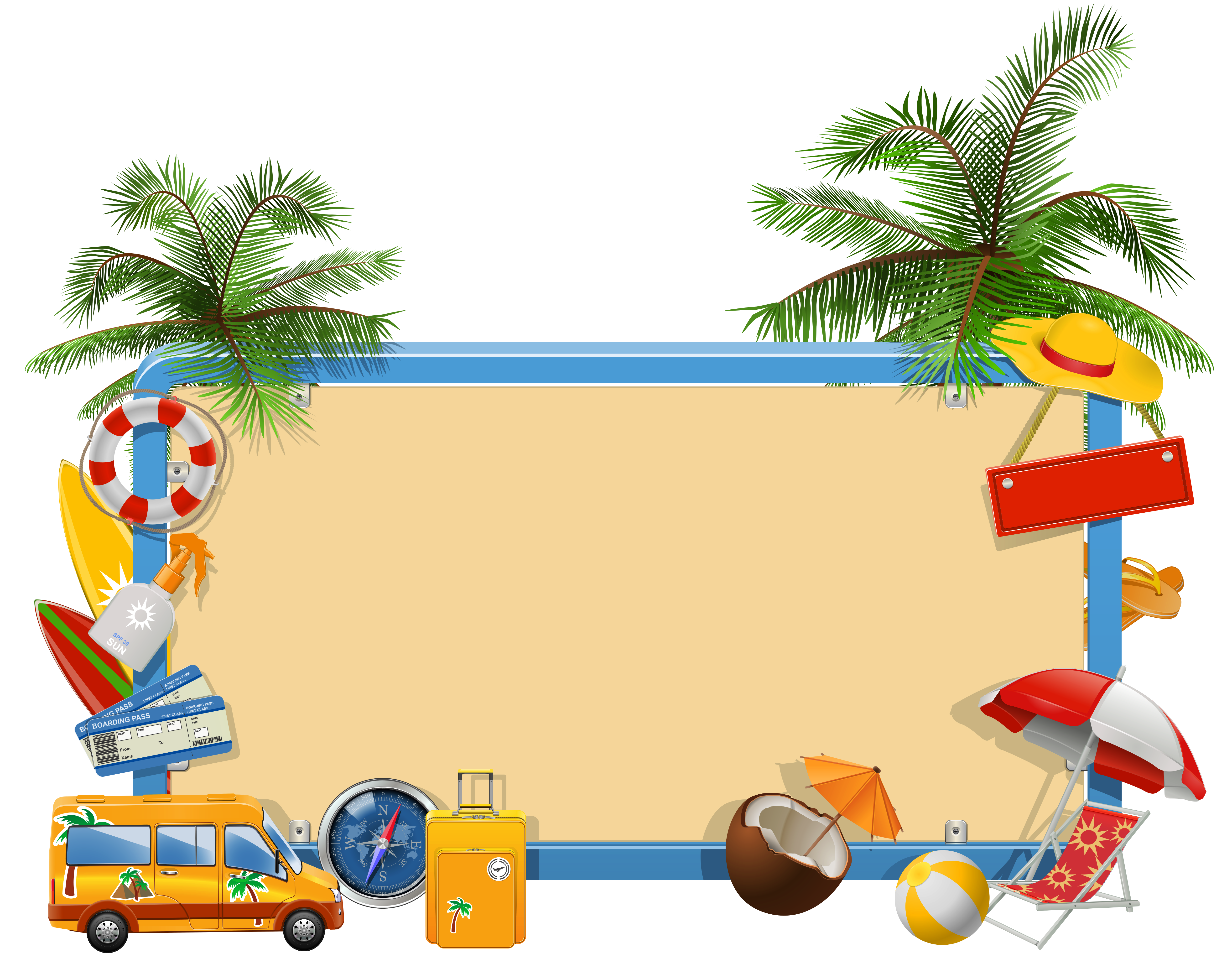 Vacation clipart. Summer png gallery yopriceville