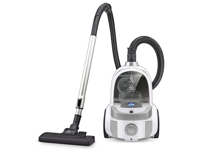 Vacuum transparent home. White cleaner png image