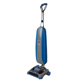 Vacuum transparent old. Upright cleaners hoover zoom